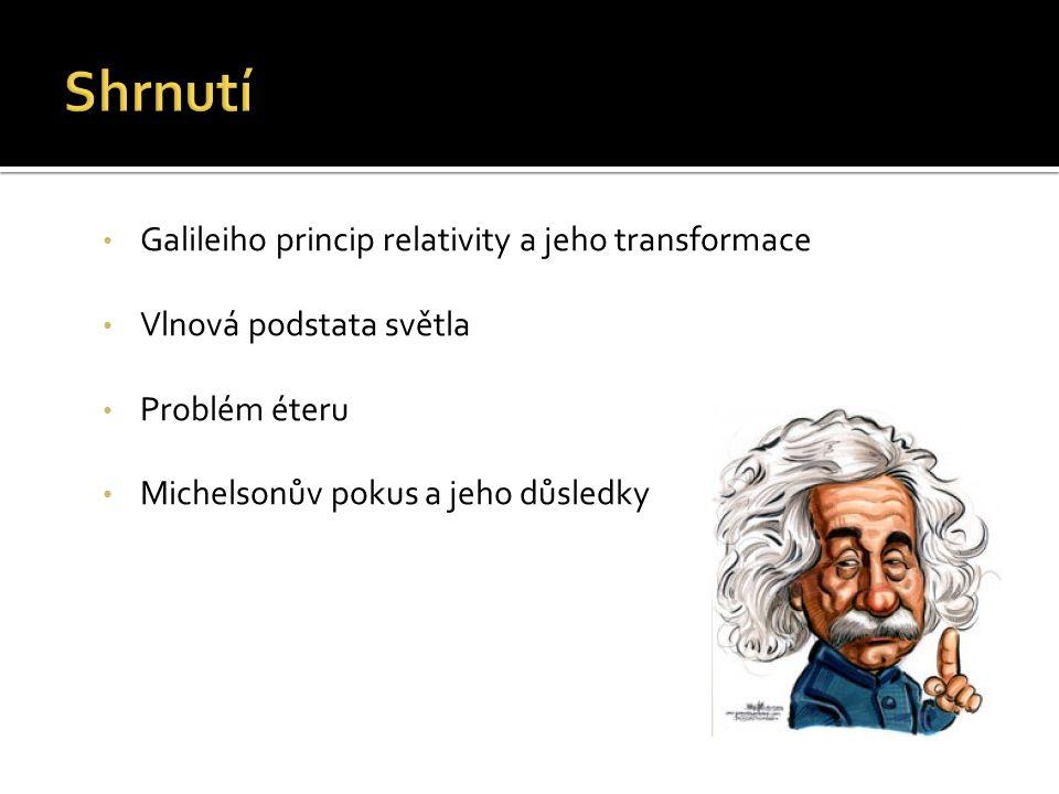 Deset kapitol ze specilní teorie relativity, K.Bartuška, 1980 Encyklopedie fyziky, M.