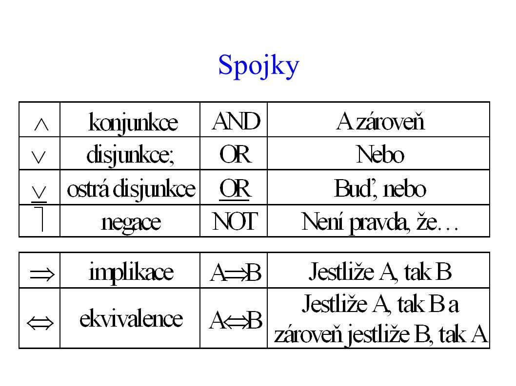 Základní pojmy a značky
