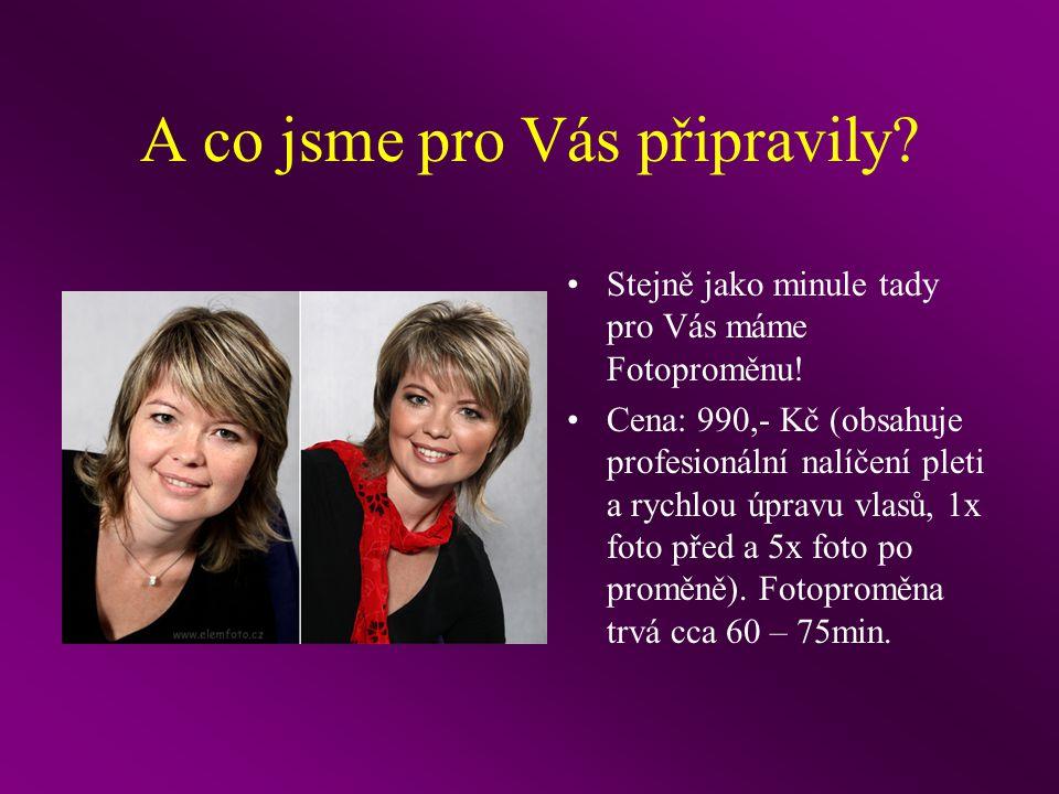 Wellnes víkend 6. – 8. 5. 2011, Horní Bečva – Mesit*** Nabídka volnočasových aktivit pro všechny dámy, které si to chtějí naplno užít!