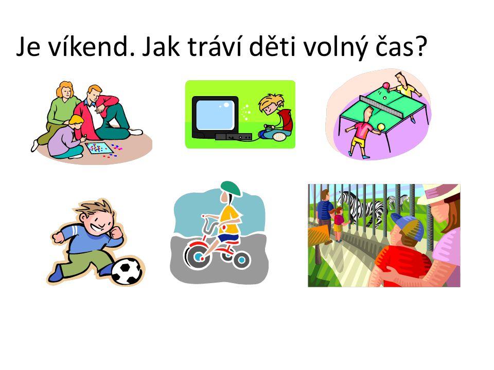 nteis ečbta batel uhdba blama Vylušti činnosti dětí. 1. 2. 3. 4. 5.
