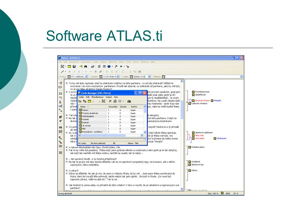 Software ATLAS.ti