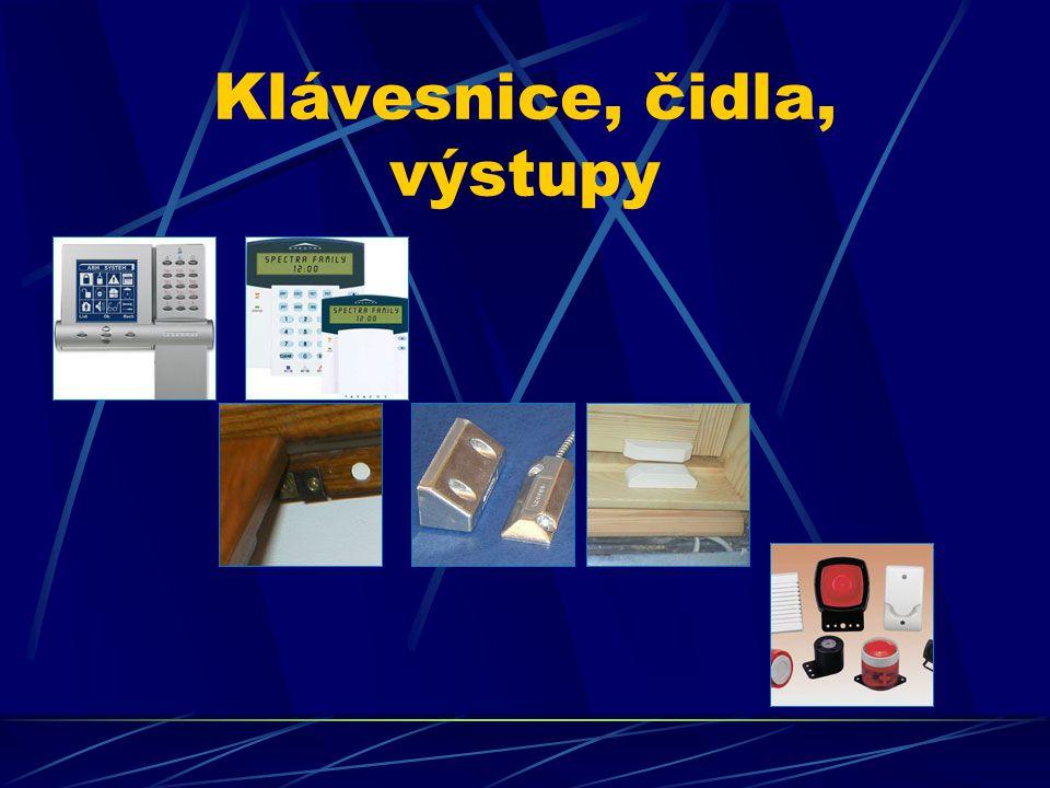 Alternativní řešení Atrapa kamery – 1000 – 2000 Kč Atrapa čidla cca.