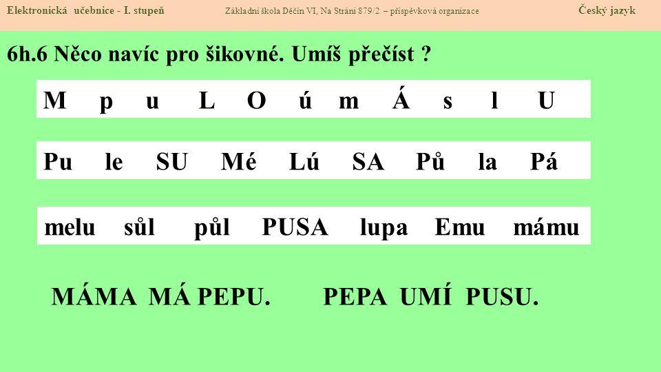 6h.7 CLIL Elektronická učebnice - I.