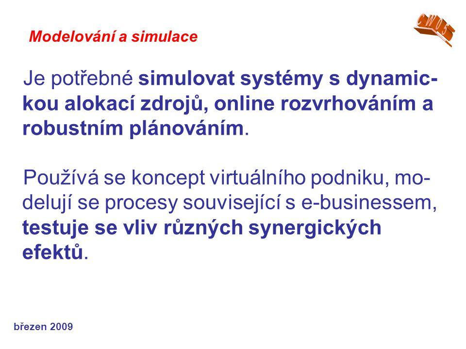 březen 2009 Markovské řetězce Popisují chování procesů, které jsou diskrétní v čase i jevech.