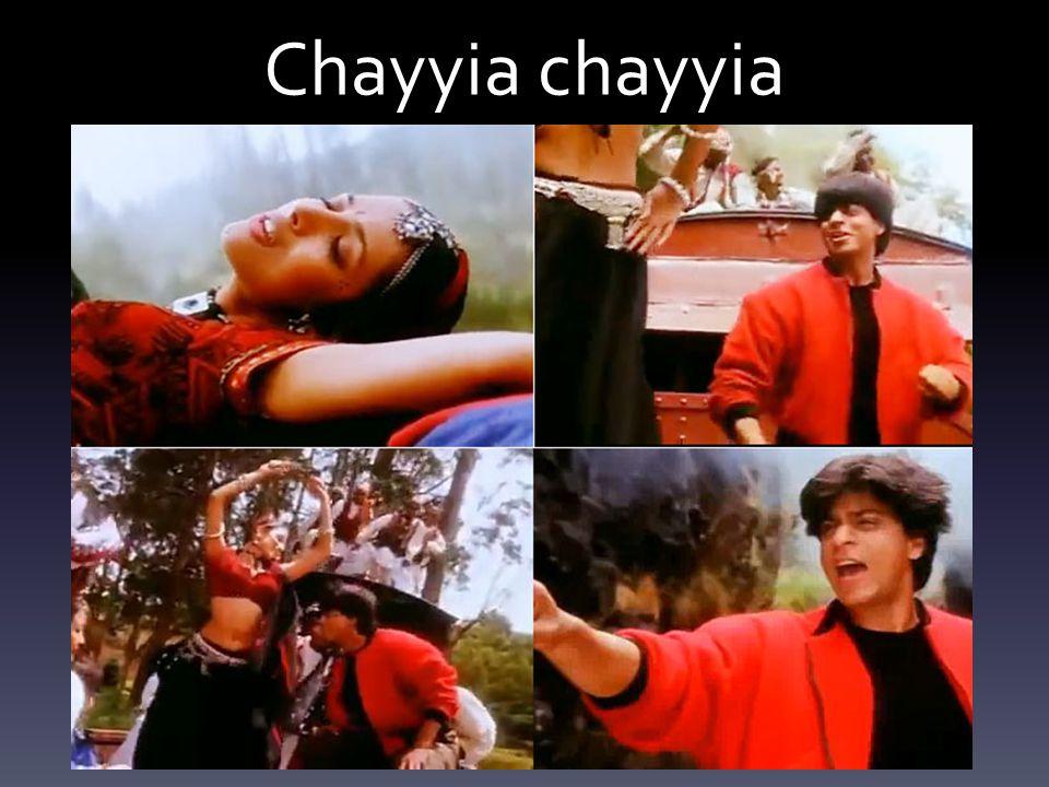 Chayyia chayyia