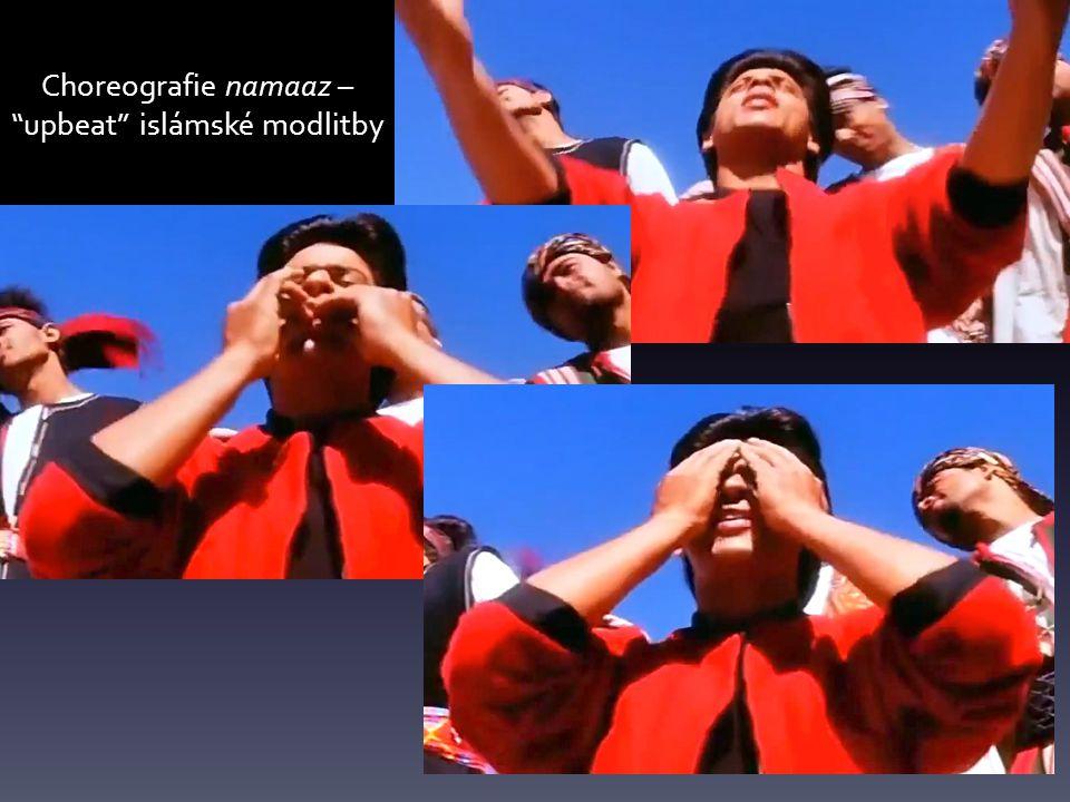 Choreografie namaaz – upbeat islámské modlitby