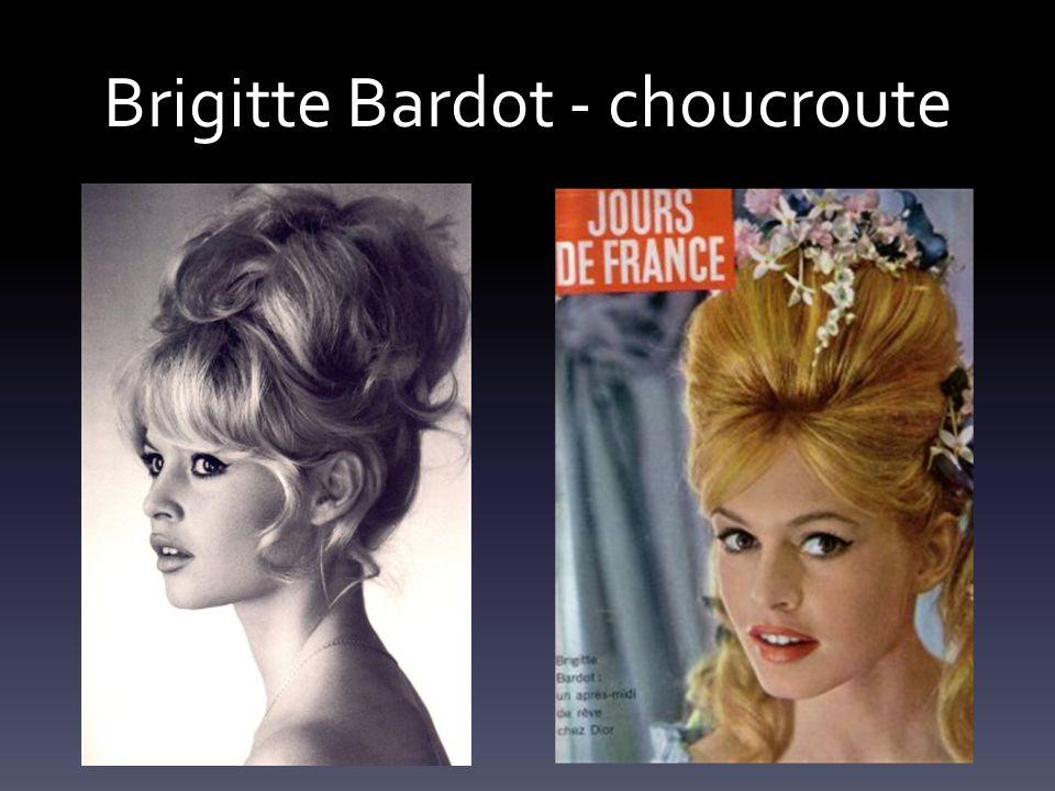 Brigitte Bardot - choucroute