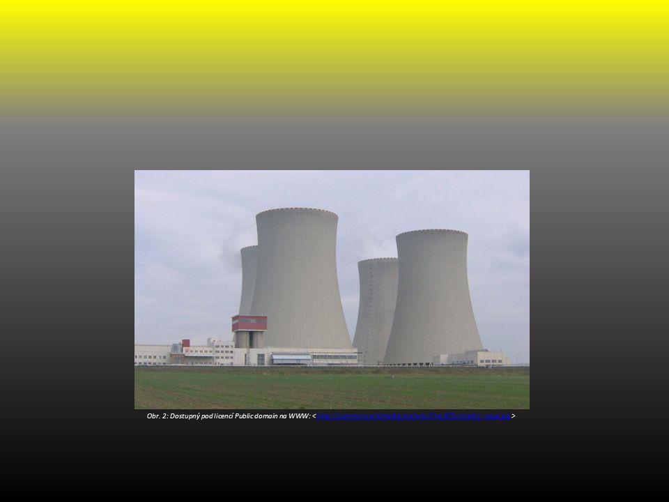Obr. 2: Dostupný pod licencí Public domain na WWW: http://commons.wikimedia.org/wiki/File:JETE-chladici_veze.jpg