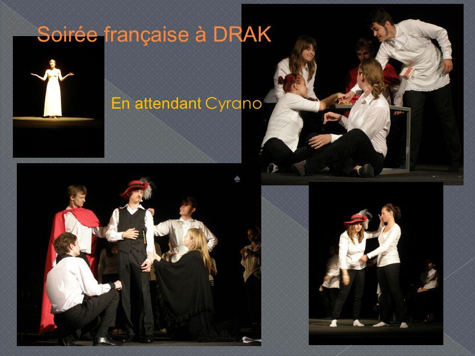 ♠ En attendant Cyrano