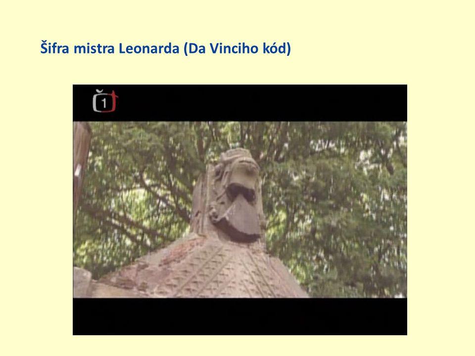 Šifra mistra Leonarda (Da Vinciho kód)