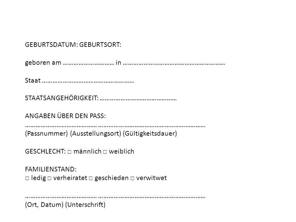 Použité zdroje WERGEN, Josef a Annette WÖRNER.Obchodní korespondence a komunikace: němčina.