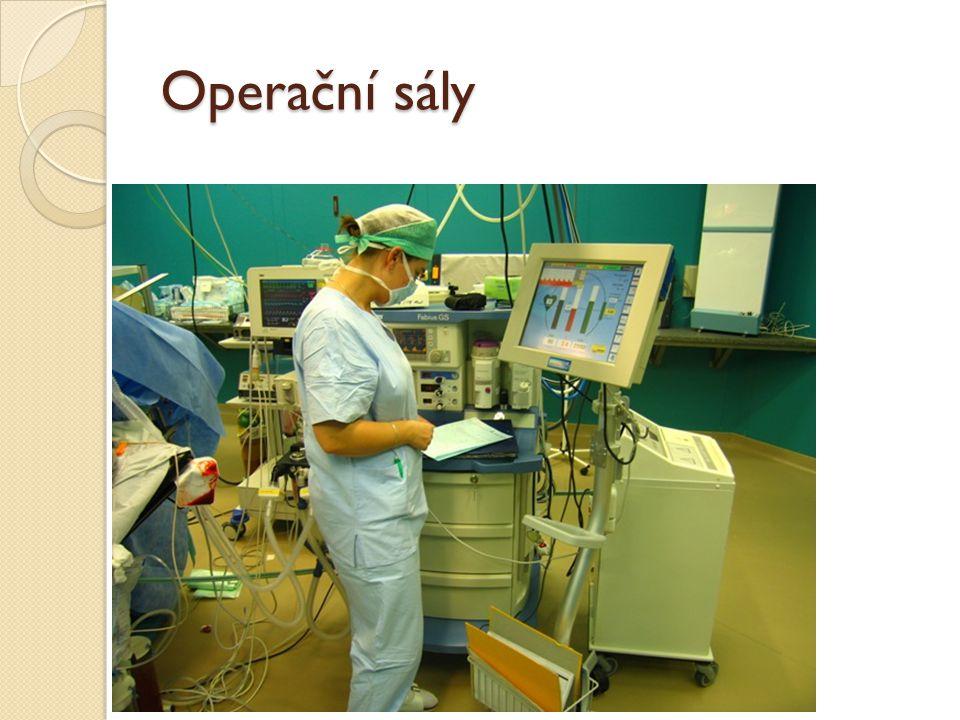 Operační sály
