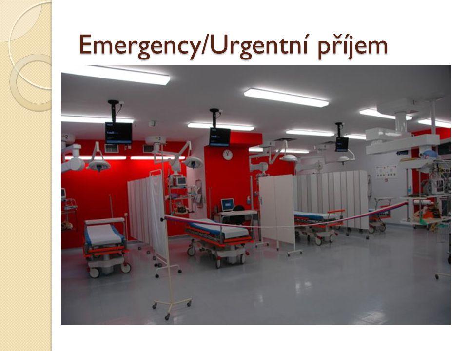 Emergency/Urgentní příjem