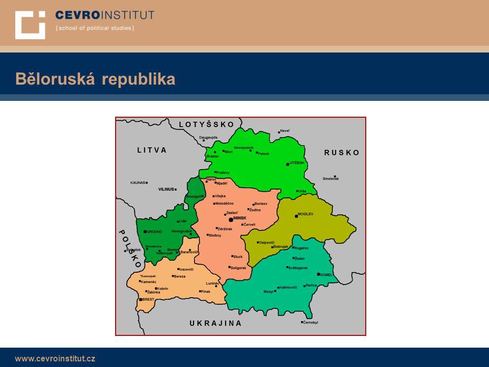 www.cevroinstitut.cz Běloruská republika