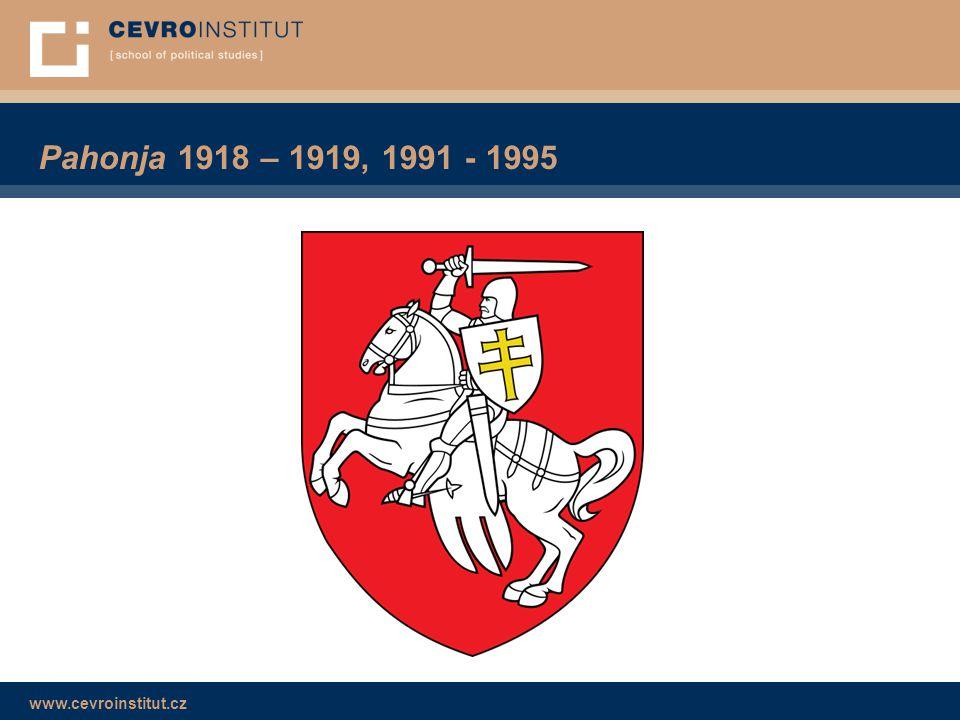www.cevroinstitut.cz Historie Běloruska  25.