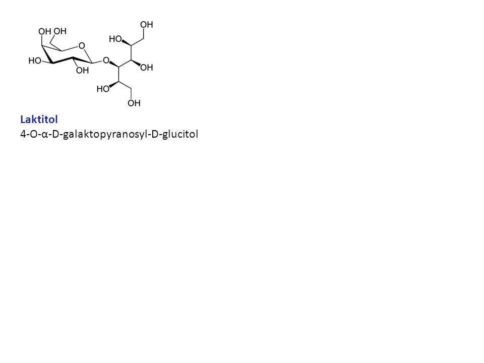 Laktitol 4-O-α-D-galaktopyranosyl-D-glucitol
