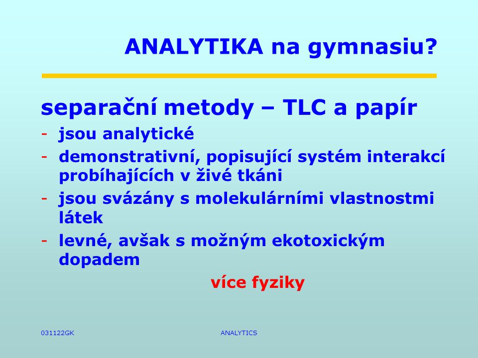 031122GKANALYTICS ANALYTIKA na gymnasiu.