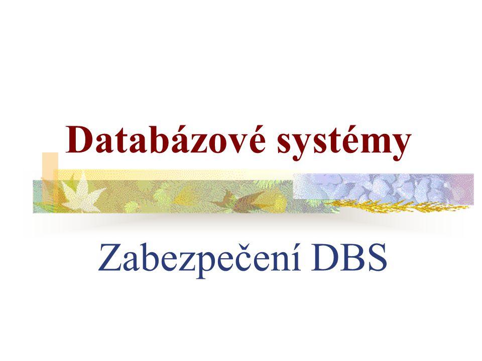 Tabulka DB