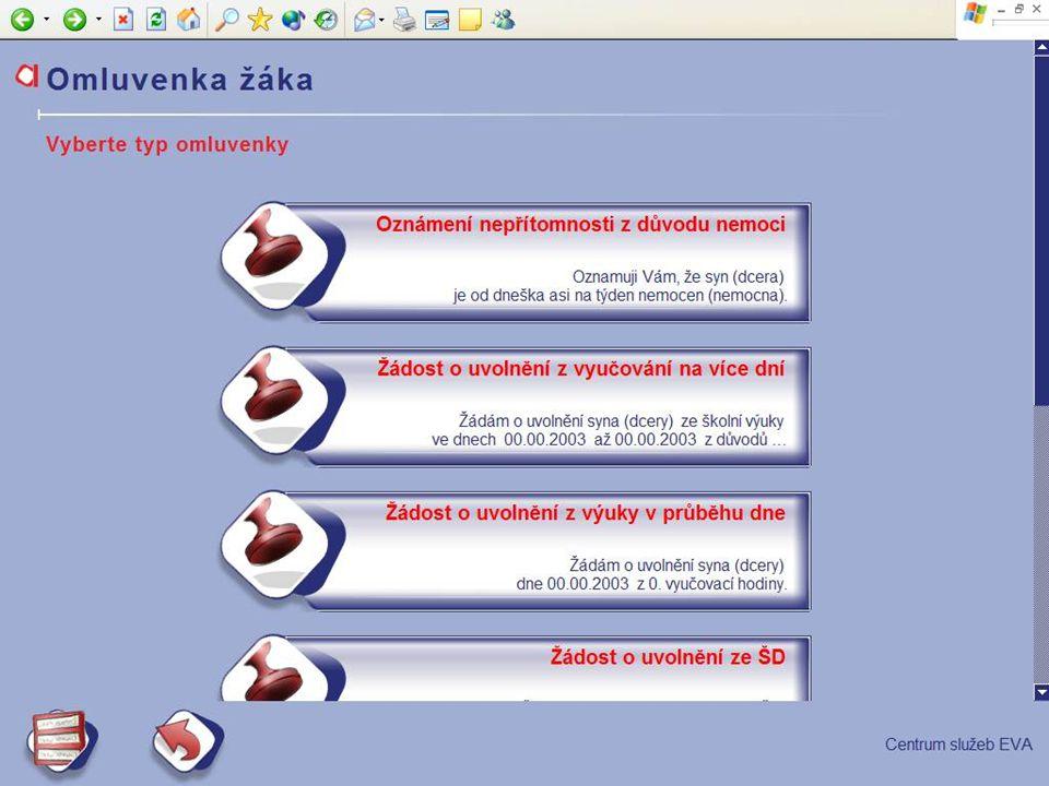 Portál veřejné správy © 2002 IBM Corporation ISSS 2003 Omluvenka I