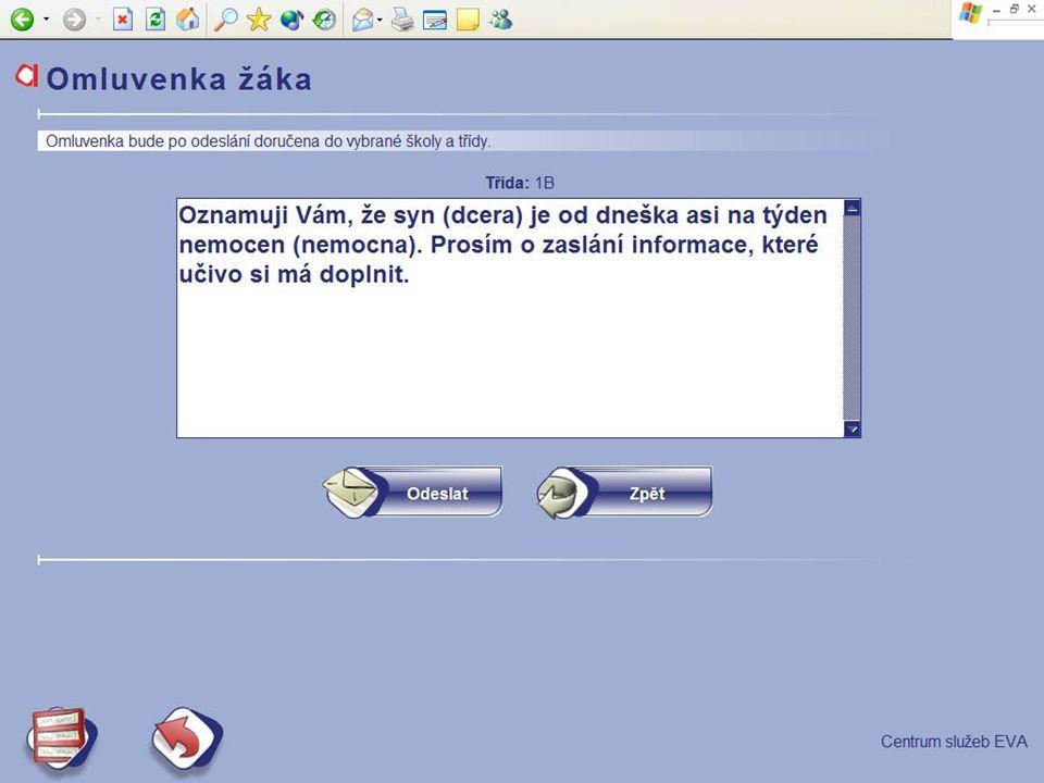 Portál veřejné správy © 2002 IBM Corporation ISSS 2003 Omluvenka II