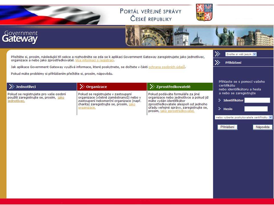 Portál veřejné správy © 2002 IBM Corporation ISSS 2003 Secure Gateway