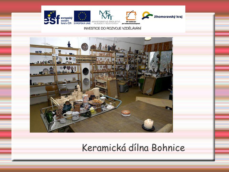 Keramická dílna Bohnice