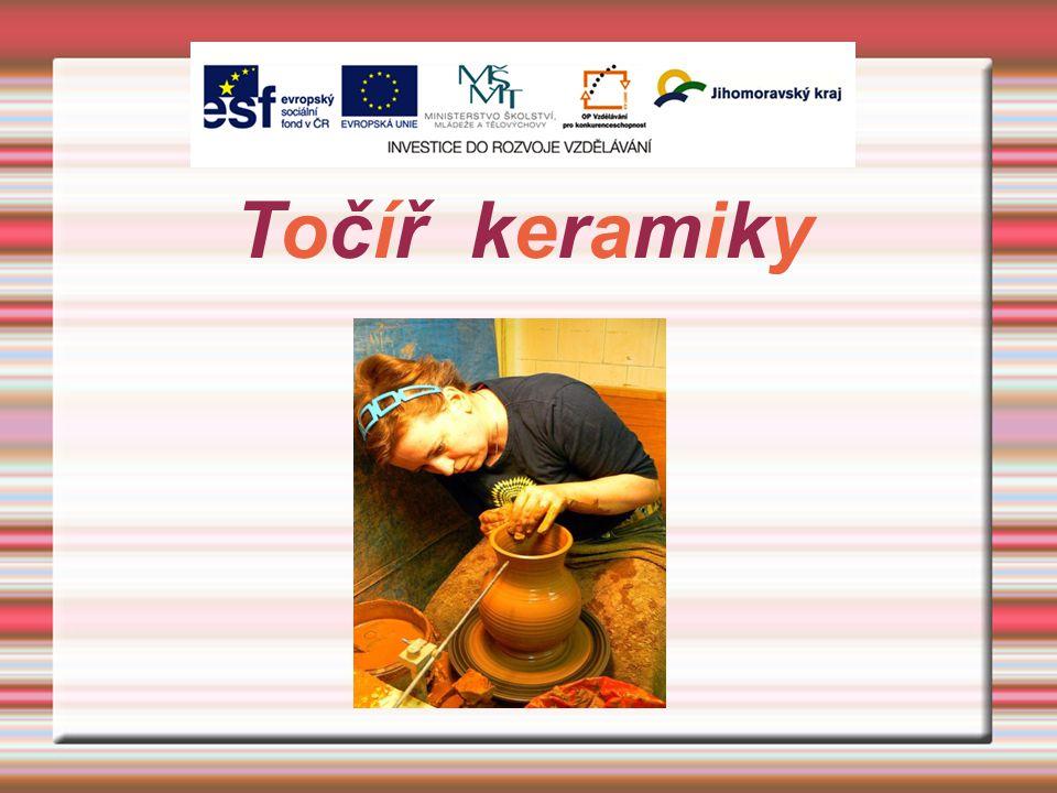 Točíř keramiky