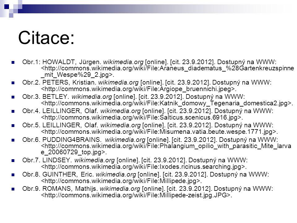 Citace: Obr.1: HOWALDT, Jürgen. wikimedia.org [online]. [cit. 23.9.2012]. Dostupný na WWW:. Obr.2. PETERS, Kristian. wikimedia.org [online]. [cit. 23.