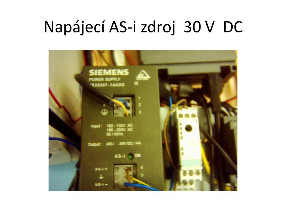 Napájecí AS-i zdroj 30 V DC
