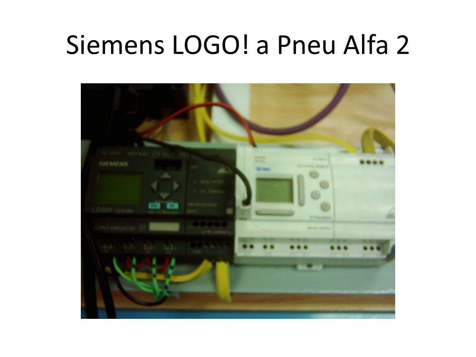 Siemens LOGO! a Pneu Alfa 2