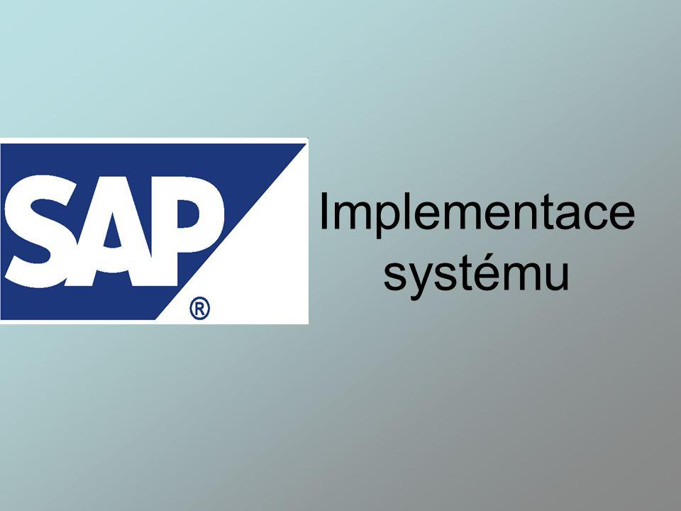 Implementace systému