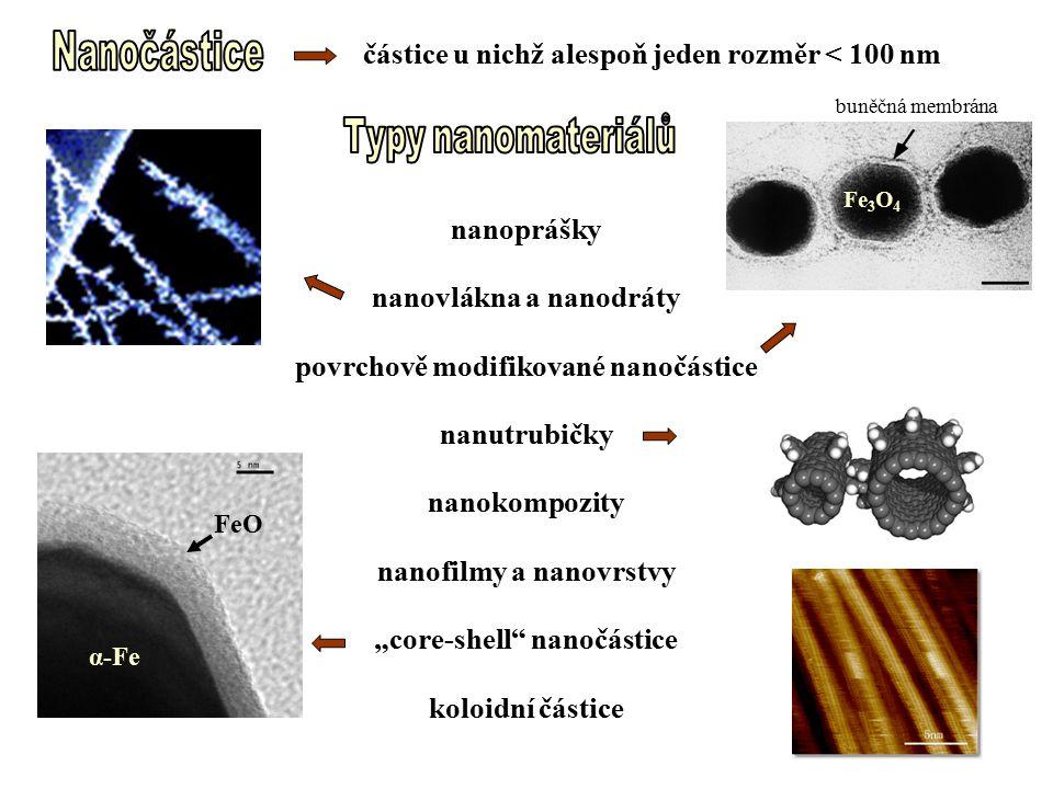 Proč uplatnění magnetických nanočástic v medicíně.