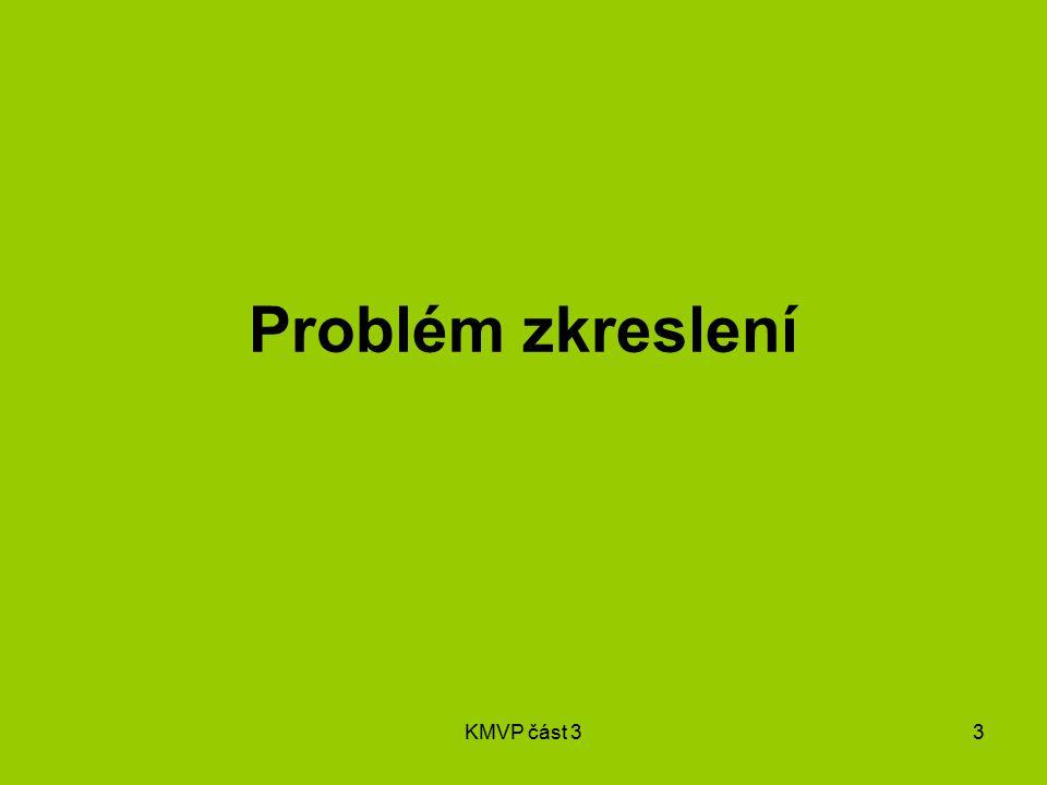 KMVP část 33 Problém zkreslení