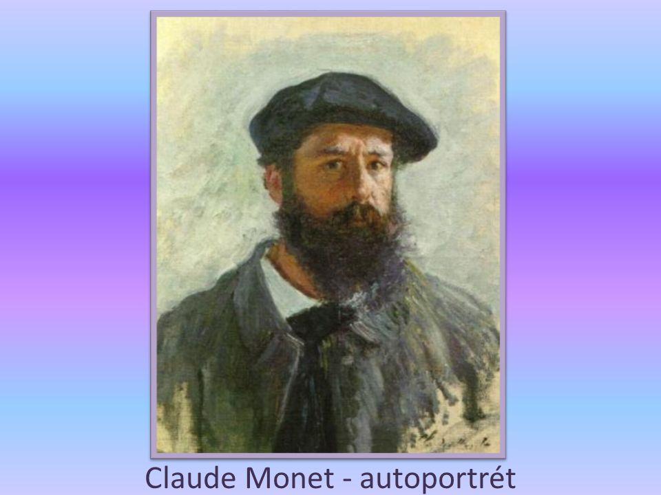 Claude Monet - autoportrét