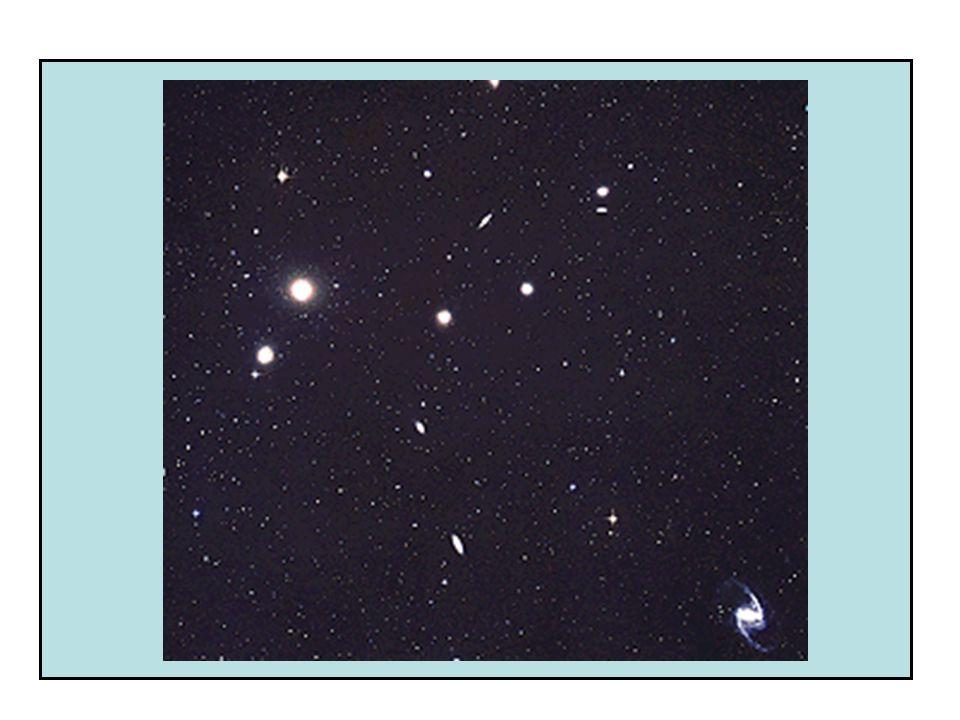 Vznik Vesmíru V minulosti – různé modely.