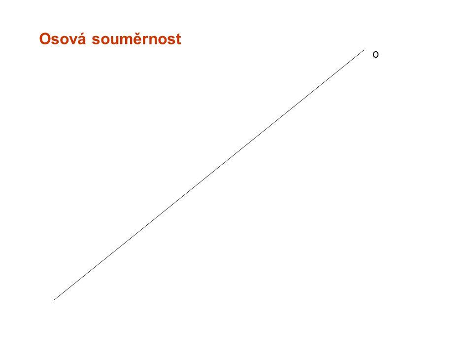 Otočení S P K  Otočení o  = 0° (nebo libovolný násobek 360°) je identita. Poznámka: