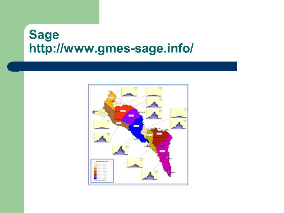 Sage http://www.gmes-sage.info/
