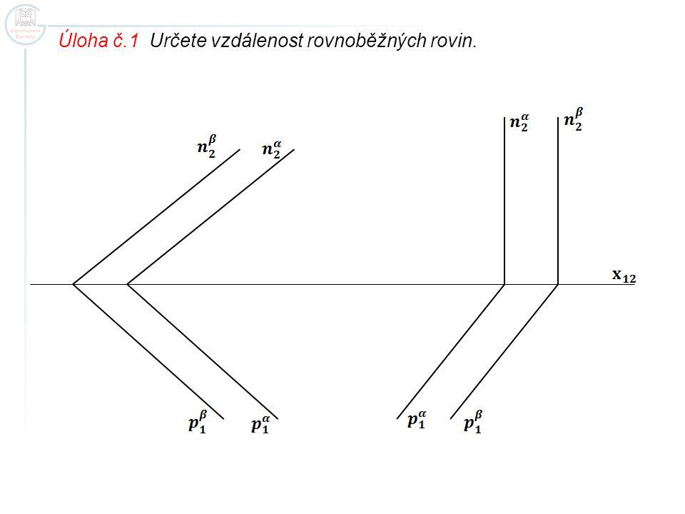 Úloha č.1 Řešení. = (s) v v
