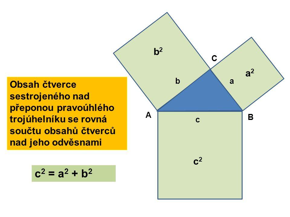 Pythagoras ze Samu Řecký matematik Žil před naším letopočtem, přibližně 580 až 500 Jeho žáci byli přesvědčeni, že tuto větu objevil Dnes je známo, že ji znali už dříve v Babylonii Je možné, že provedl první skutečný důkaz