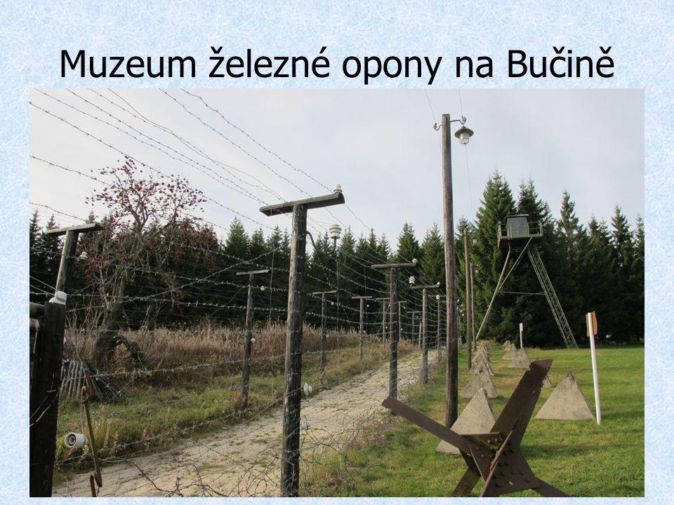 Muzeum železné opony na Bučině