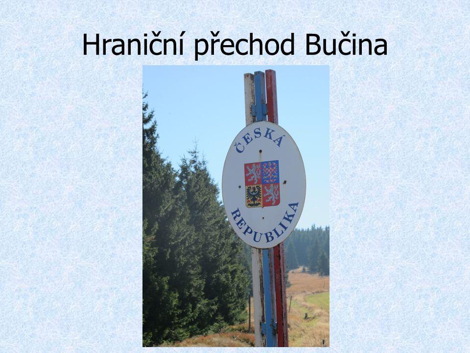 Hraniční přechod Bučina