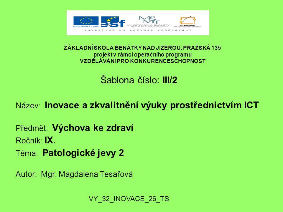 Anotace: prezentace v programu PowerPoint – co je a kde se setkáváme s xenofobií Klíčová slova: - uprchlíci v ČR, negroidní rasa, romské a vietnamské etnikum
