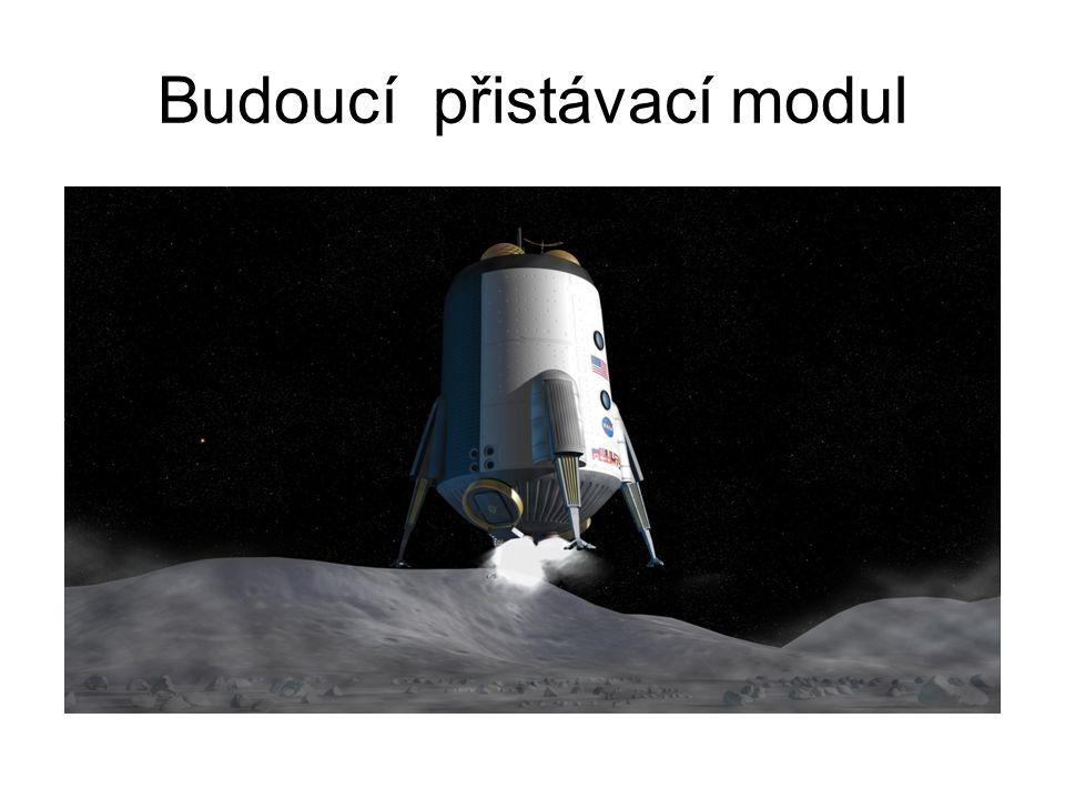 Budoucí přistávací modul