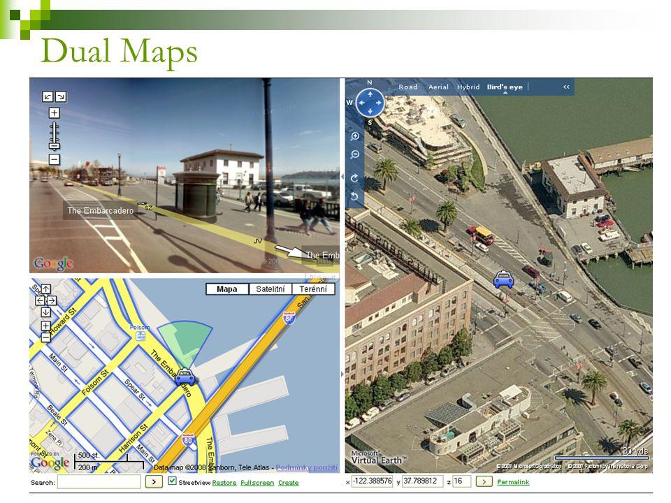 Dual Maps