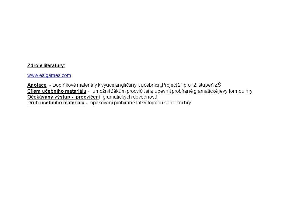 Základní škola Benátky nad Jizerou, Pražská 135 projekt v rámci Operačního programu VZDĚLÁVÁNÍ PRO KONKURENCESCHOPNOST Šablona číslo: III/2 Název: Vyu