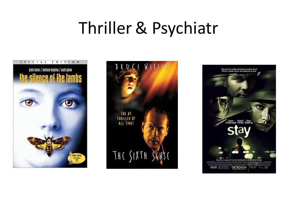 Thriller & Psychiatr