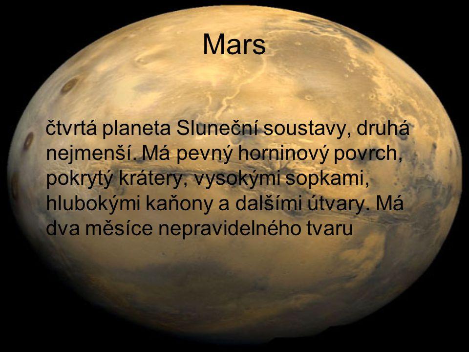 Země třetí planetou Sluneční soustavy. Je to jediné planetární těleso, na němž je podle současných vědeckých poznatků veden život. Je zde také k němu