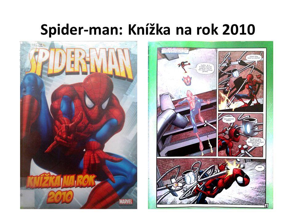Spider-man: Knížka na rok 2010