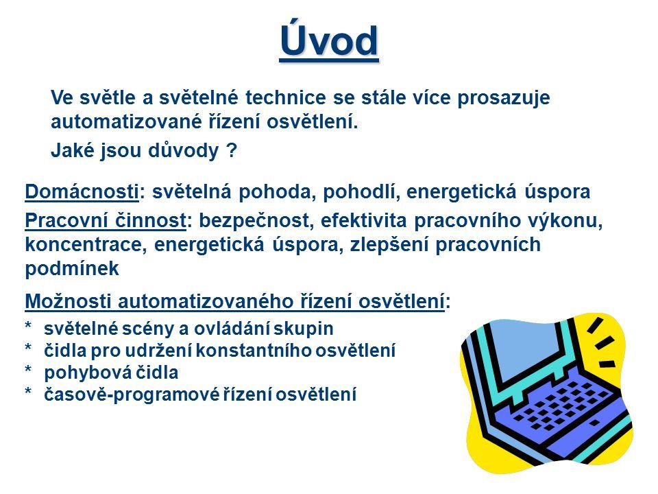 Přístroje systému DALI *multifunkční ovládací modul (DALI MC) – ovládání pomocí čtyř vstupů (např.