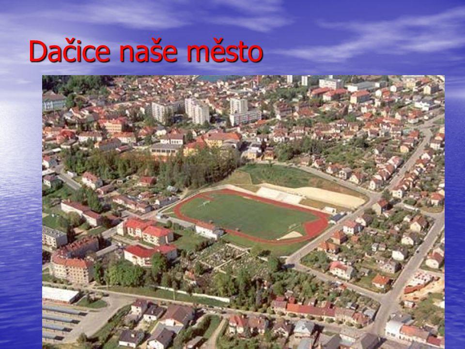 Dačice naše město